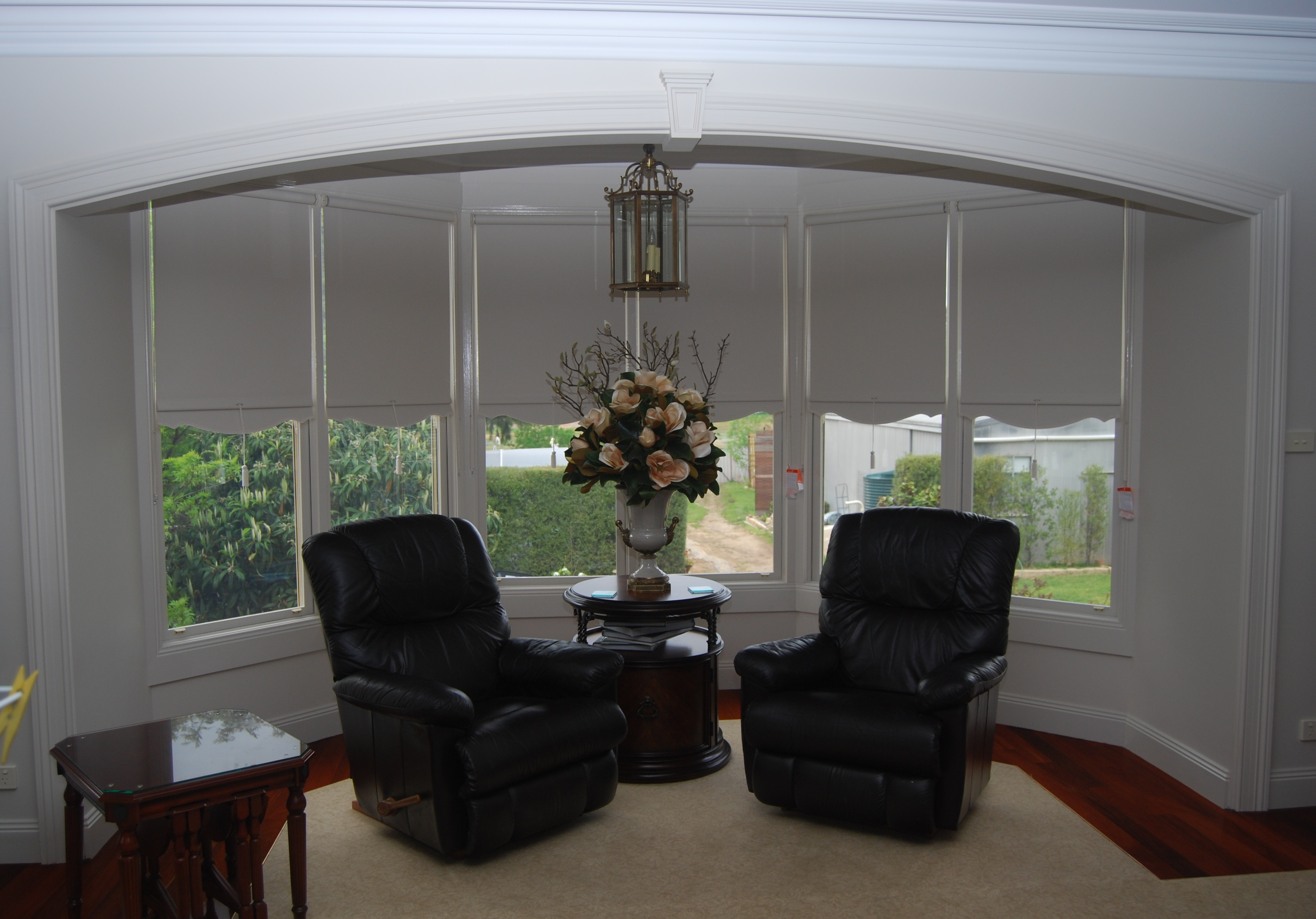 Roller Blinds with Traditional Finish.JPG
