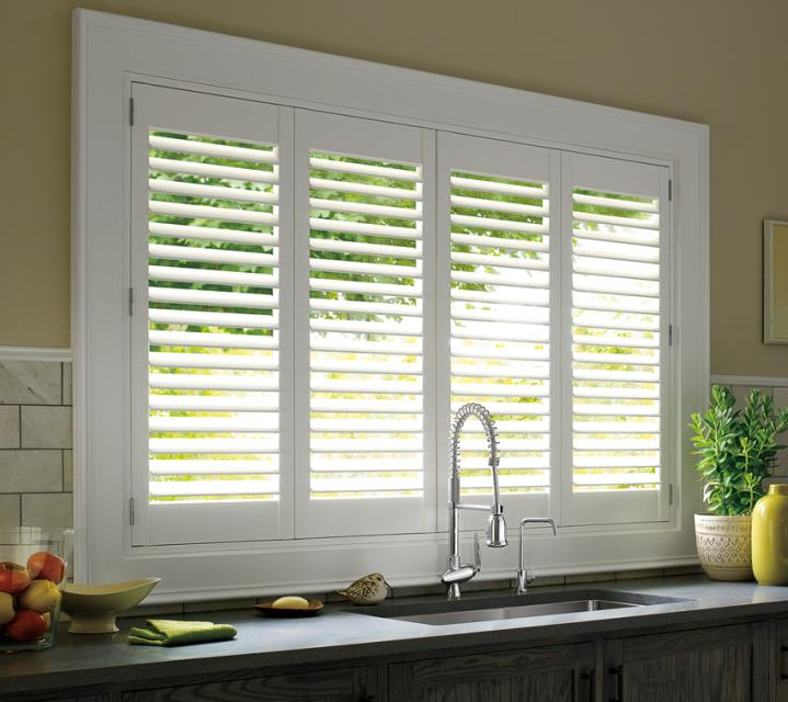 Vogue Shutters | Countrywide Window Coverings Curtains and