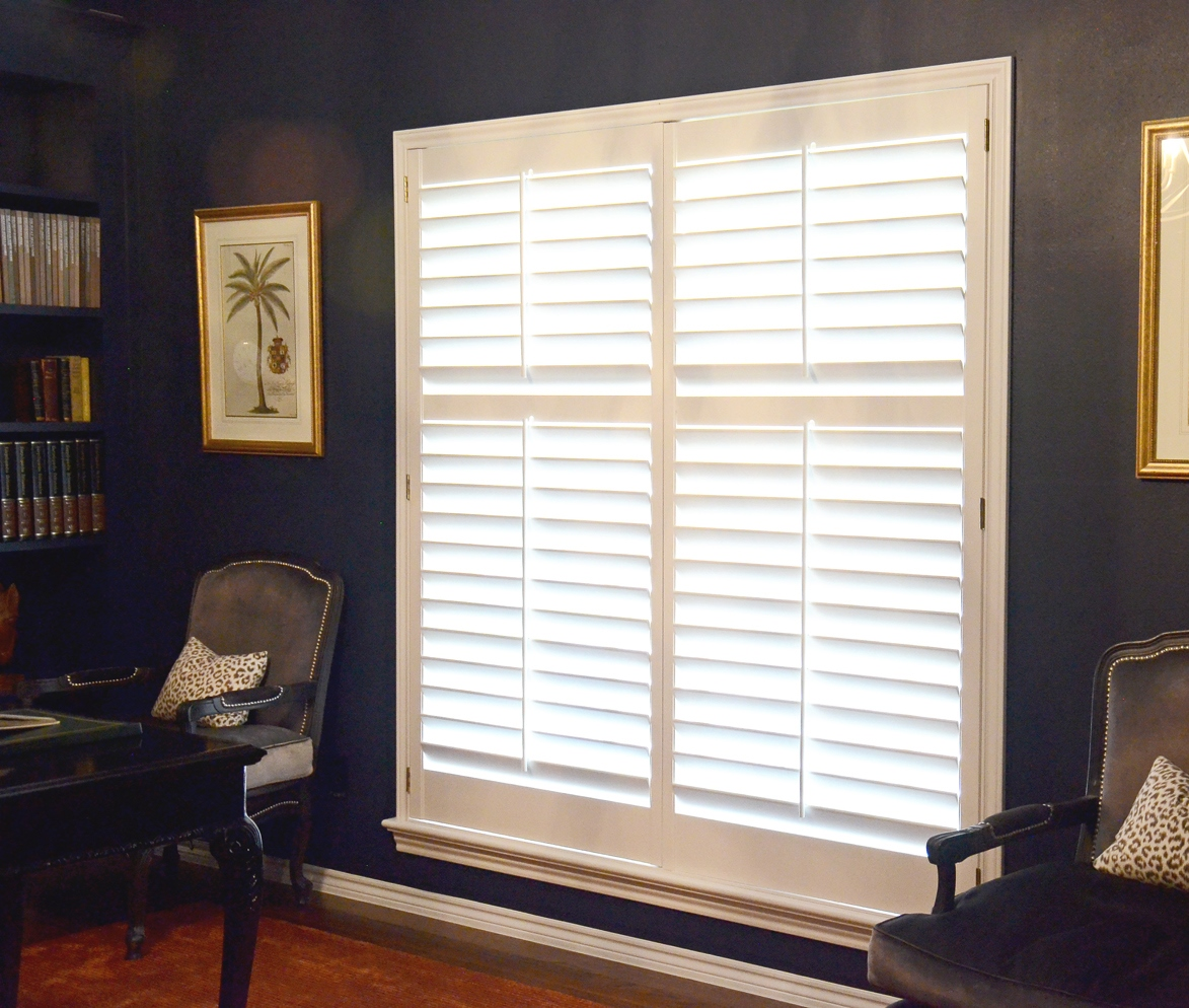 White Plantation Shutters in Study.jpg